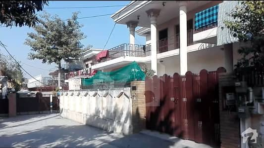 Pair House Available For Sale In Panj Sarki Chowk Sir Syed Road Near Fatima Jinnah University Rawalpindi The Preeminent Property Is Situated On An Ideal Location And Has Got An Easy Approach To Nearby Area As Well Street No 2 House No 180 B House No 180 C