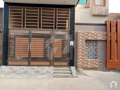 Double Storey Beautiful House For Sale Javed Town Okara