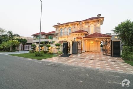 ڈی ایچ اے فیز 5 ڈیفنس (ڈی ایچ اے) لاہور میں 5 کمروں کا 1 کنال مکان 7.45 کروڑ میں برائے فروخت۔