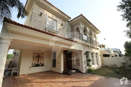 10 Marla Double Unit Luxury Solid Constructed House In Most Prime Location Near Mosque Park  Commercial Area In Very Reasonable Price From Market In A Very Peaceful Atmosphere