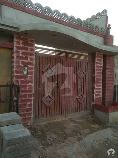 House is Available For Sale In Orangi Town