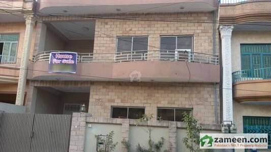 30x70 10 Marla House For Sale In Pwd