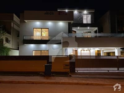 Hot Location Of Sector C 500 Sq Yard Brand New House For Sale In Dha Phase 2