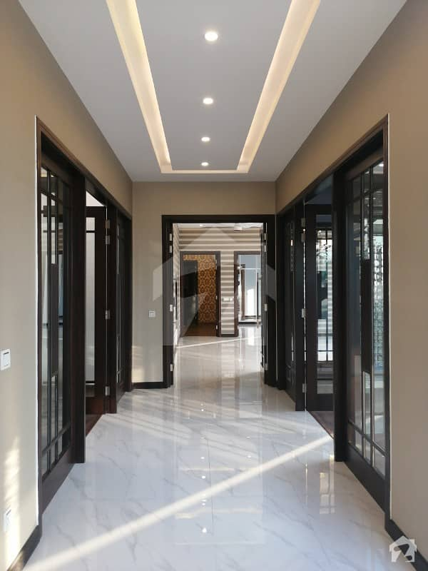 10 Marla Brand New Bungalow For Rent In Dha Phase 5 Block K