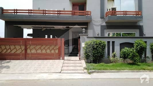 1 Kanal House For Sale In B Block Of Canal Garden Lahore
