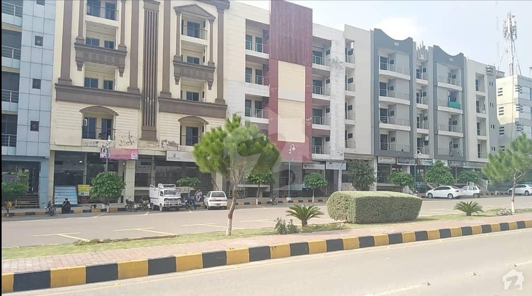 ایم پی سی ایچ ایس ایف ۔ 17 اسلام آباد میں 2 کمروں کا 4 مرلہ فلیٹ 36 لاکھ میں برائے فروخت۔