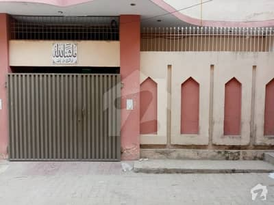 Double Storey Beautiful House Available For Rent At Ayub Park Okara
