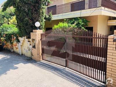 11 Marla Double Storey Beautiful House In Heart Of Saddar