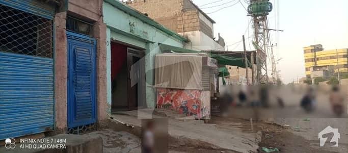 مہران ٹاؤن کورنگی انڈسٹریل ایریا کورنگی کراچی میں 4 کمروں کا 6 مرلہ مکان 55 لاکھ میں برائے فروخت۔