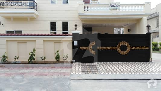 10 Marla Double Storey Corner House For Sale In Marghzar Officers Colony Lahore
