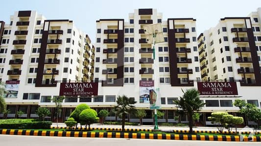 1-Bedroom Luxury Apartment Up For Sale On Smama Star Mall & Residency Islamabad