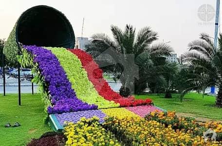 10 Marla Plot For Sale In Quaid Block Bahria Town Lahore