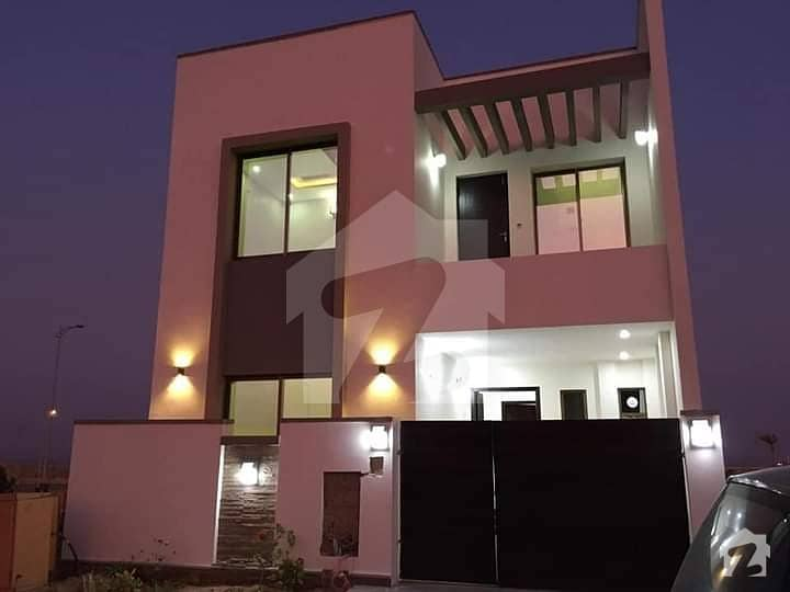 04 Bed Luxury House In Installment