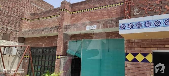 شمس آباد کالونی ملتان میں 6 کمروں کا 1 کنال مکان 2.5 کروڑ میں برائے فروخت۔