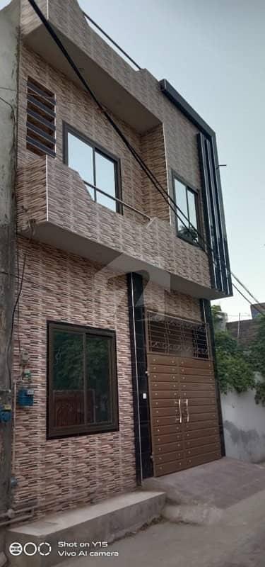 در - ul - احسان اوکاڑہ میں 4 مرلہ مکان 75 لاکھ میں برائے فروخت۔