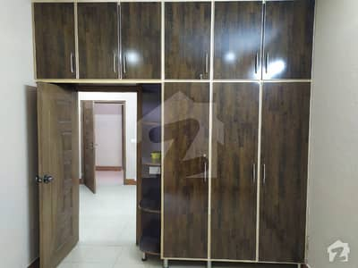 2 Bed New Apartment For Rent In Sabzazar With Wooden Cabnet For Small Family