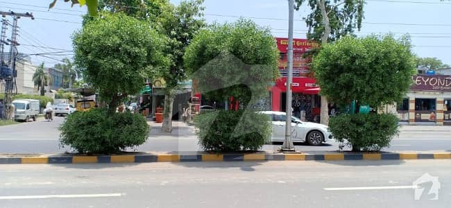 12 Marla House Next To Hussain Chowk Mm Alam Road Lahore