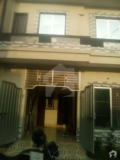 3 Marla Brand New House For Sale In Shadab Garden