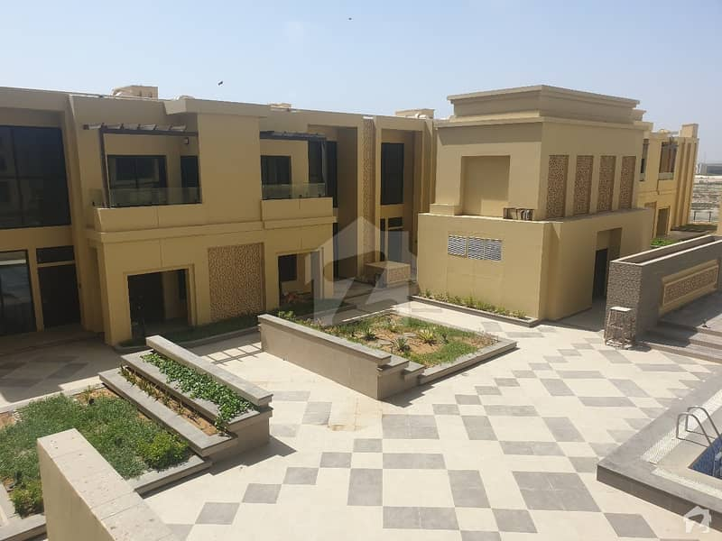 Brand New 4 Bed  Duplex Penthouse Coral Tower Emaar Crescent Bay Karachi