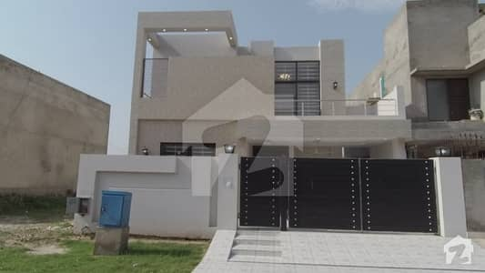 10 Marla Brand New House Is Available For Sale In Paragon City Woods Block Lahore