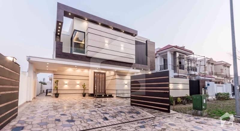 ڈی ایچ اے فیز 6 ڈیفنس (ڈی ایچ اے) لاہور میں 5 کمروں کا 1 کنال مکان 4.55 کروڑ میں برائے فروخت۔