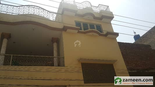 10 Marla Double Storey House Having 7 Beds For Sale