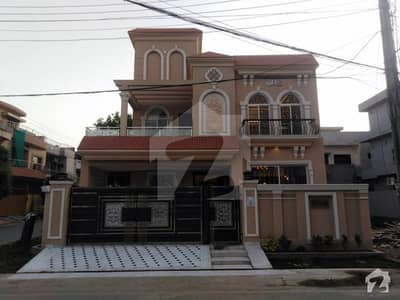 10 Marla House Is Available For Sale In Pak Arab Society Block B Lahore
