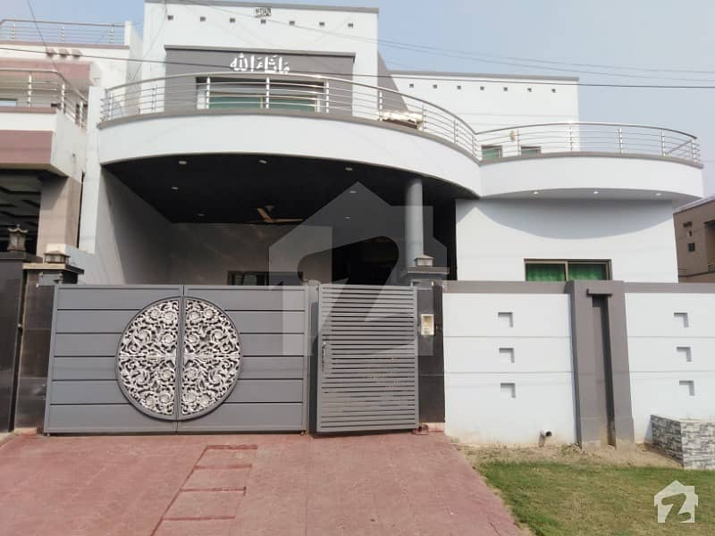 Double Storey House Is Available At Good Location