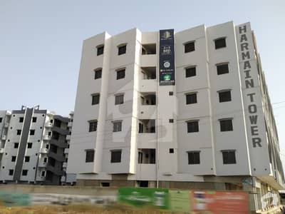 Brand New Ground Floor Apartment For Sale In Harmain Tower Hyderabad
