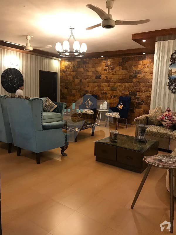 Full Floor Apartment For Sale In Dha Defence Karachi