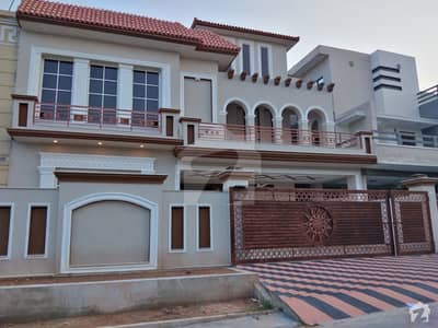 Media Town Islamabad Beautiful House For Sale Here Is A Good Opportunity To Live In A Well-built House