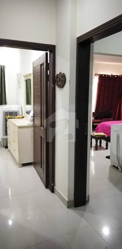 Bahria Phase 6 Luxury Furnish Two Bed Apartment For Sale