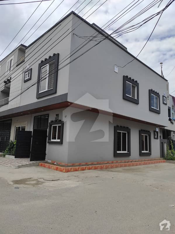 3 Marla Brand New Corner House For Sale