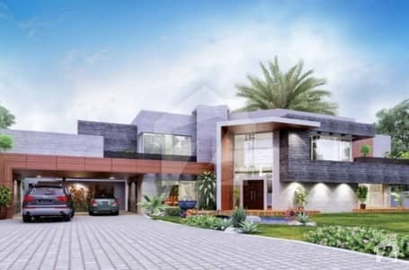 5 Marla Villa Is Available For Sale On 2 Year Easy Installment In Park View City Islamabad