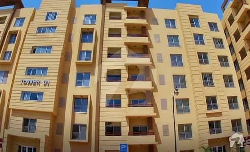 بحریہ ٹاؤن - پریسنٹ 19 بحریہ ٹاؤن کراچی کراچی میں 2 کمروں کا 4 مرلہ فلیٹ 54 لاکھ میں برائے فروخت۔