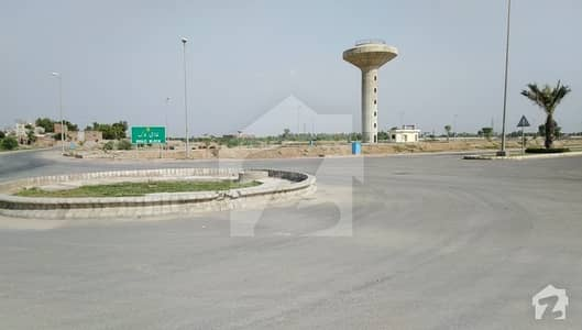 10 Marla Ideal Plot For Sale In Bahria Town