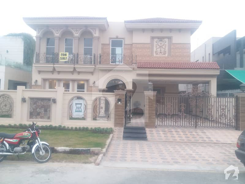 1 Kanal Spanish Bungalow In State Life Housing Society Near to DHA Phase 5