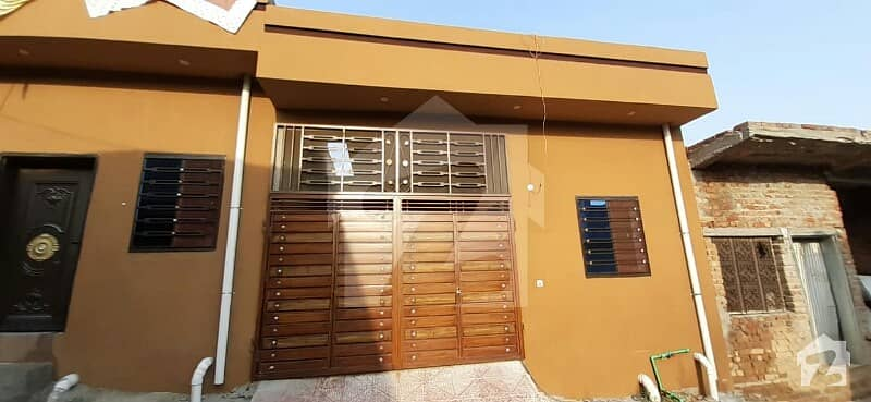 3 Marla House Single Storey For Sale
