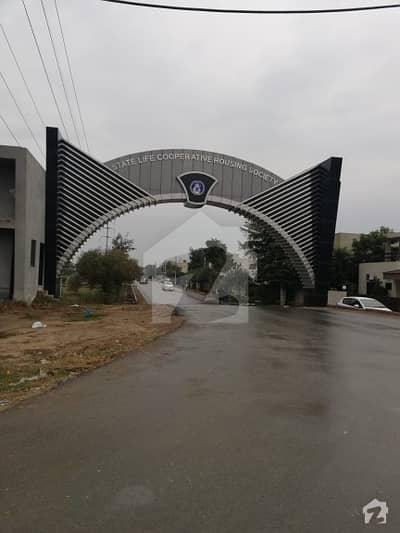 اسٹیٹ لائف فیز 2 - بلاک ڈبل سی سٹیٹ لائف ہاؤسنگ فیز 2 اسٹیٹ لائف ہاؤسنگ سوسائٹی لاہور میں 14 مرلہ رہائشی پلاٹ 28.5 لاکھ میں برائے فروخت۔