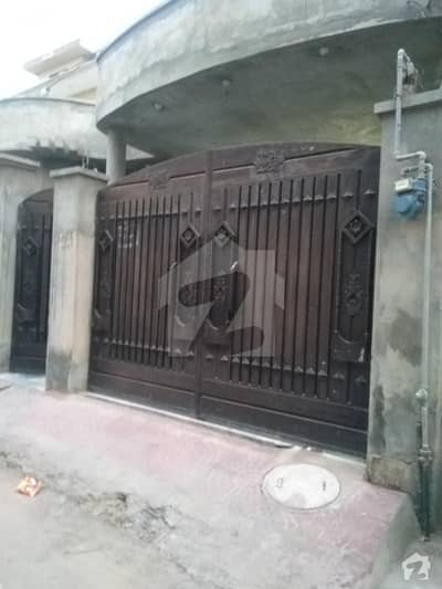 9 Marla Single Storey House For Sale In Shalimar Colony