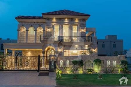 ڈی ایچ اے فیز 6 - بلاک ایچ فیز 6 ڈیفنس (ڈی ایچ اے) لاہور میں 5 کمروں کا 1 کنال مکان 4.95 کروڑ میں برائے فروخت۔