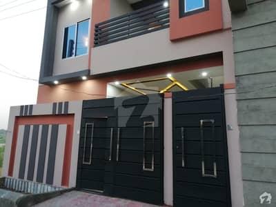 ورسک روڈ پشاور میں 6 کمروں کا 5 مرلہ مکان 1.3 کروڑ میں برائے فروخت۔