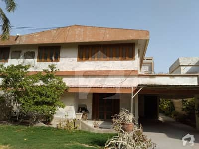 Double Storey Corner House For Sale In Sindhi Muslim Society Phase I Hyderabad