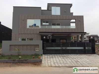 10 Marla Double Storey Double Unit Brand New House For Sale In Media Town Rawalpindi