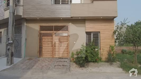 5 Marla Brand New House Is Available For Sale In Lahore Medical Housing Society Lahore
