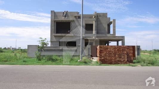 1 Kanal Grey Structure House Is Available For Sale In DHA Phase 7 Block Y Lahore