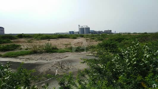 5 Acares Industrial Plot Available For Sale In Port Qasim Eastern Zone