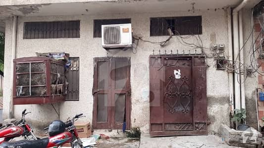 5 Marla Triple Story Corner House With 3 Shops Are Available For Sale In Township Block B1