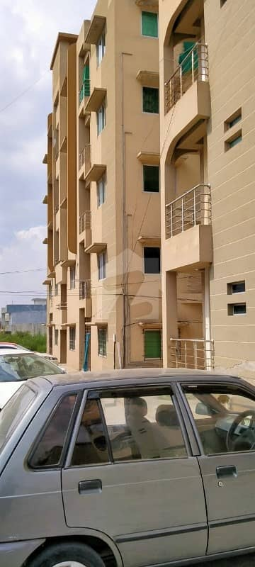 3 Bed Flat Availbe At Ground Floor Tulip Appartments Block D Sector D-17/2 ,islamabad