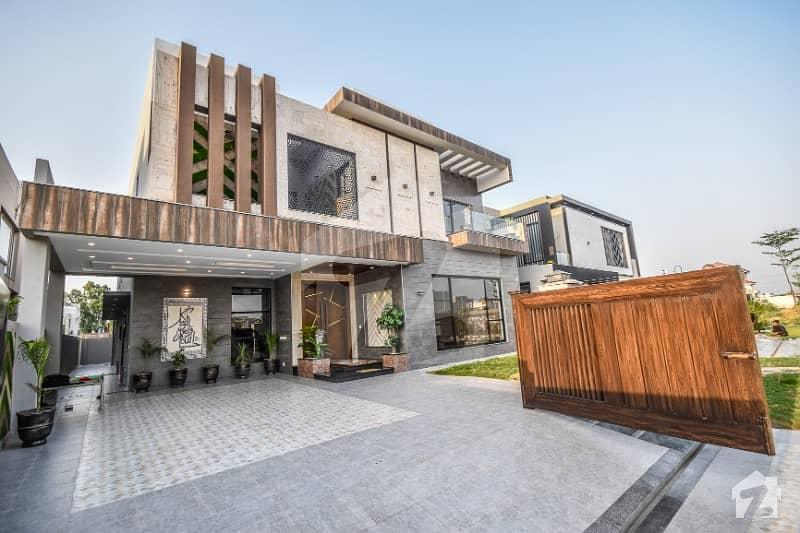 ڈی ایچ اے فیز 6 ڈیفنس (ڈی ایچ اے) لاہور میں 5 کمروں کا 1 کنال مکان 4.3 کروڑ میں برائے فروخت۔
